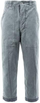 Myar Swiss Salt & Pepper trousers
