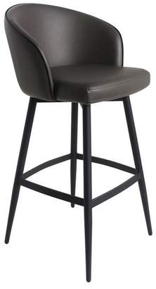 Moe's Home Collection Moes Home Collection UU-1005 Webber 40.6 Tall Metal Bar Stool