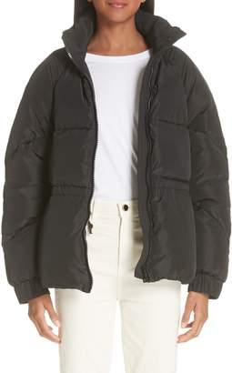 Ganni Whitman Down Puffer Jacket