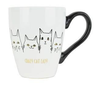 Enchante Crazy Cat Lady Mug