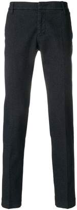 Entre Amis woven tailored trousers