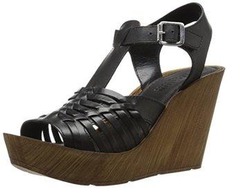 Kenneth Cole REACTION Women's Capellini Wedge Sandal $35.18 thestylecure.com