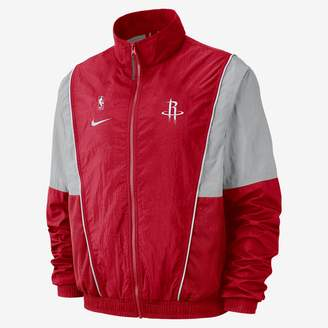 Nike Houston Rockets Men's NBA Tracksuit Jacket