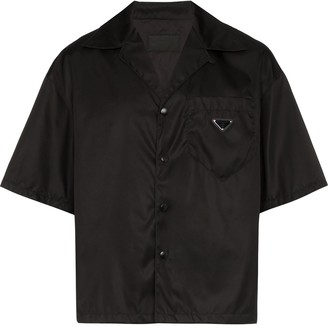 27e103c5 Prada Fitted Men's Shirts - ShopStyle