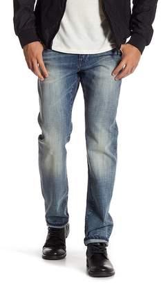 """William Rast Hixson Straight Denim Jeans - 32\"""" Inseam"""