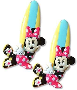 O2COOL Minnie Mouse Boca Beach Towel Clip