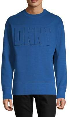 DKNY Logo Crewneck Sweatshirt