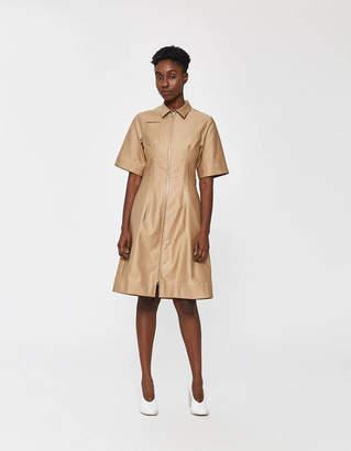 Nomia Zip Front Pocket Dress