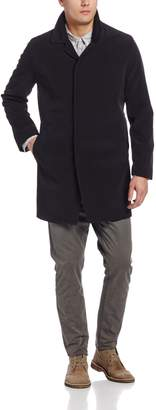Kenneth Cole New York Men's Rally 36 Inch Single Breasted Fly Front Raincoat