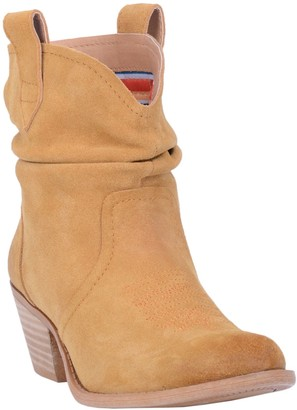 Dingo Leather Slouch Booties - Jackpot