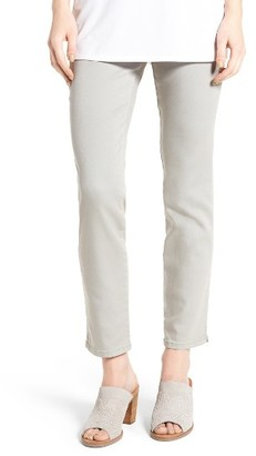 Women's Nydj Alina Pull-On Stretch Ankle Jeans $134 thestylecure.com