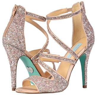 Blue by Betsey Johnson Izzy High Heels