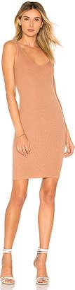 Enza Costa x REVOLVE Silk Rib Tank Mini Dress
