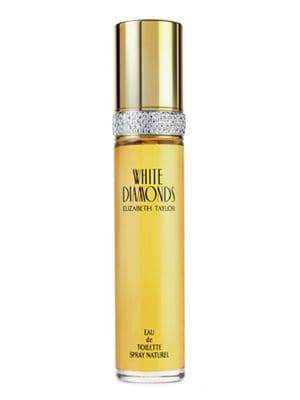 Elizabeth Taylor White Diamonds Eau de Toilette Spray Naturel