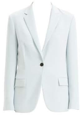 Theory Staple One-Button Blazer