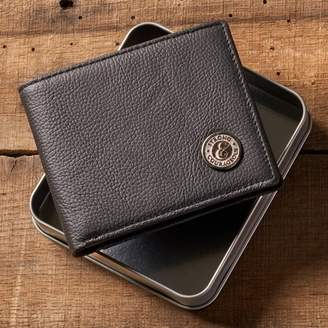 Christian Art Gifts Wallet in Tin Leather Strong/C (Other)