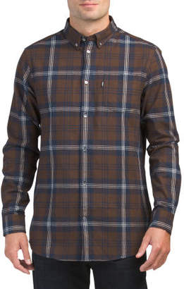 Vernon Plaid Shirt