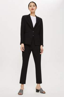 Topshop Womens Tailored Suit Trousers