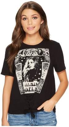 Lucky Brand Janis Joplin Tee Women's T Shirt