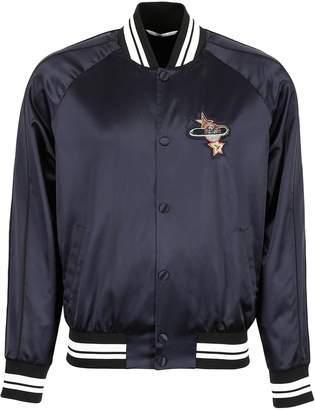 Valentino Satin Lunar Punk Jacket
