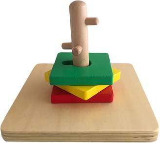 Montessori Square Twisting Set