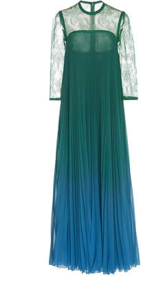 Elie Saab Long Wide Dress