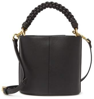 Vince Camuto Zane Leather Shoulder Bag