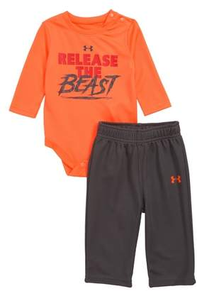 Under Armour Release the Beast Bodysuit & Leggings Set