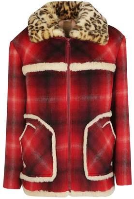 N°21 N.21 Eco-fur Collar Jacket