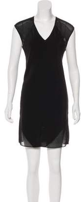 Alexander Wang Silk Mini Dress