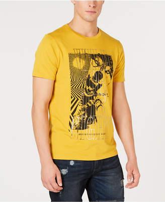 GUESS Men Wolf Graphic T-Shirt