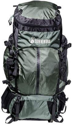 12 SURVIVORS 12 Survivors Windom 65-Liter Backpack