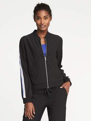 Old Navy Loose-Fit Performance Bomber Jacket for Women