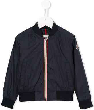 Moncler zipped jacket