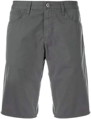 Emporio Armani slim-fit chino shorts