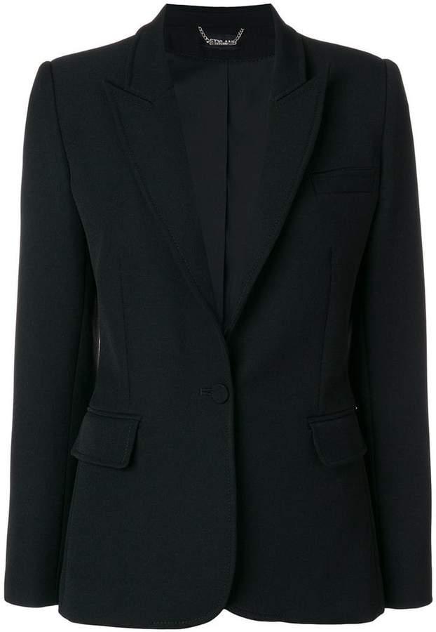 Styland slim-fit buttoned blazer