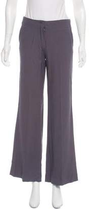 Ramy Brook Mid-Rise Wide Leg Pants w/ Tags