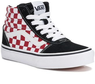 Vans Ward Hi Kids' High-Top Sneakers