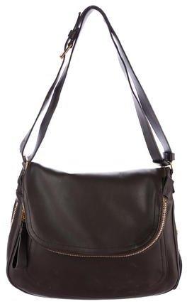 Tom Ford Leather Jennifer Crossbody Bag