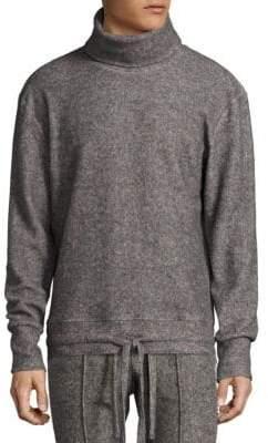 Twenty Heathered Turtleneck Sweater