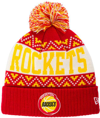 New Era Houston Rockets Biggest Christmas Knit Hat
