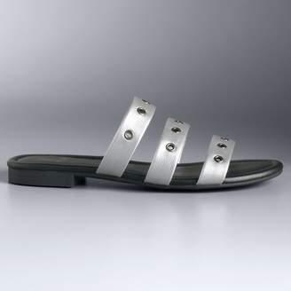 Vera Wang Simply Vera Copenhagen Women's Sandals