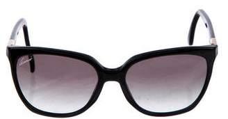 Gucci Cat-Eye Gradient Sunglasses
