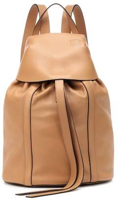Loewe Rucksack Small leather backpack