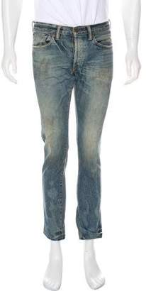 Simon Miller Five-Pocket Skinny Jeans