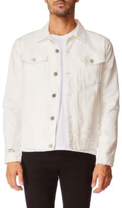 J Brand Noah Distressed Denim Jacket