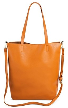 Mossimo Supply Co. Women's Cross Body Tote Handbag - Mossimo Supply Co. $27.99 thestylecure.com