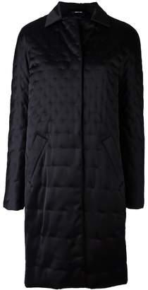 Maison Margiela stitch detail coat