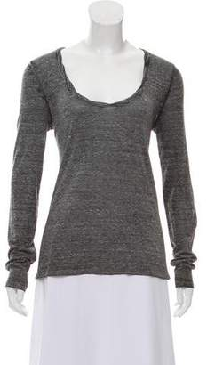 Pam & Gela Knit Long Sleeve Top w/ Tags