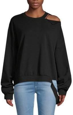Classic Ripped Sweatshirt